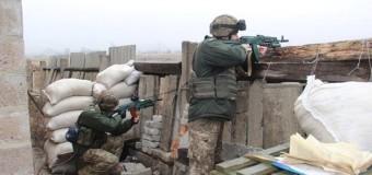 Штаб АТО: сепаратисты применяют запретное оружие