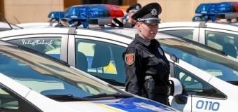 В Черкассах девушка сбила полицейского, пытаясь скрыться