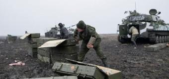 За минувшие сутки Донбасс обстреливали более 50 раз
