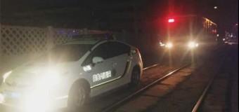 В Киеве водителя трамвая задержали за превышение скорости