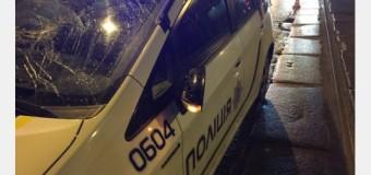 ДТП в Харькове: полицейские сбили пешехода