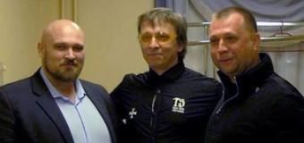 Иван Охлобыстин стал добровольцем Донбасса