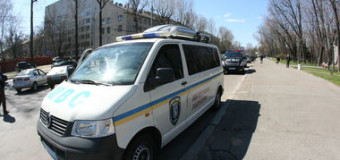 В Киеве женщина сообщила о минировании налоговой