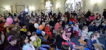 В Запорожье прошел масштабный семейный фестиваль «Книголесье». Фото