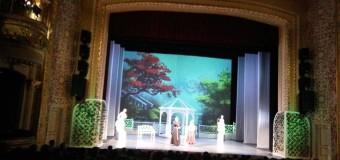 В Запорожье на сцене театра показали «Сад любви». Фото