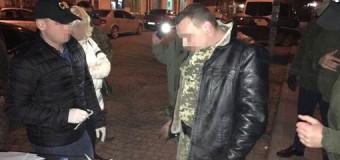 СБУ задержала пограничников, которые проводили контрабанду янтаря. Фото