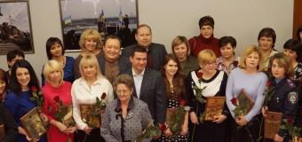 Лучшие «господині» Запорожского края получили награды. Фото