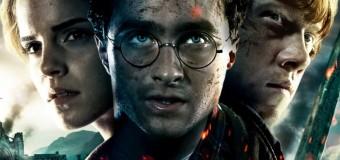 Завтра свет увидят новые книги о Гарри Поттере