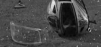 В Ровенской области, столкнувшись лоб в лоб, погибли мотоциклисты