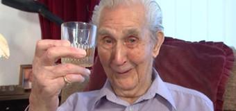 103-летний мужчина намерен шокировать мир своей выходкой