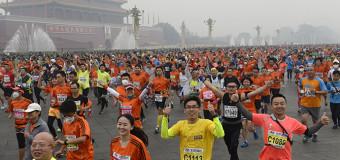 В Китае 12 тысяч марафонцев отравились мылом, приняв его за сладкие батончики