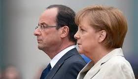 Олланд и Меркель настаивают на выборах в ЛДНР