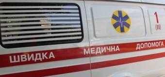 Киевская пенсионерка пыталась покинуть квартиру через окно 5-го этажа