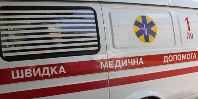 На Харьковщине мужчина напал на бригаду «скорой»