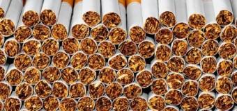 Украинские сигареты в Польше посыпались с неба