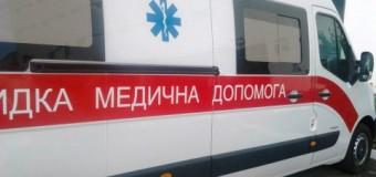 На трассе Киев-Чоп водитель сбил инспектора патрульной полиции