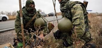 На Авдеевку и Донецк наступают сепаратисты
