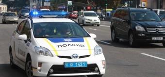 Под Киевом неизвестные  похитили  девочку, объявлен план «Перехват»