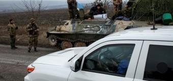 В Зайцево обстреляли миссию ОБСЕ