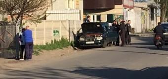 В Геническе нашли авто со взрывчаткой. Видео