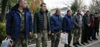 На Донбассе остается более ста украинских пелнных