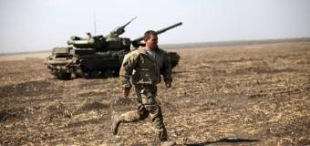 В АТО за сутки погибли трое военных