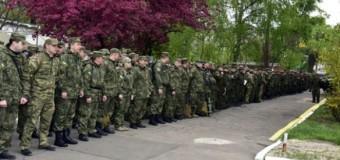 Полицию Донецкой области перевели в усиленный режим. Фото