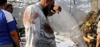 Терракт возле Багдада: 6 человек погибли, 37 — получили ранения