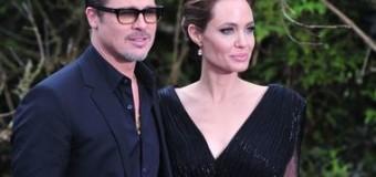 СМИ: Питт угрожает Анджелине Джоли разводом