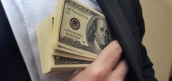 Черкасского «земельного» чиновника поймали на крупной взятке. Видео