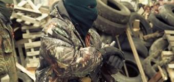 Сепаратисты обстреливают коммунальщиков, работающих на газопроводе