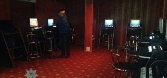 В Ровно закрыли нелегальный игорный зал