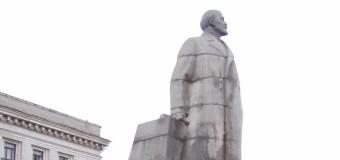 Одесский Ленин несокрушим. Фото