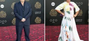 Безумный Шляпник пришел на премьеру «Алисы в Зазеркалье»