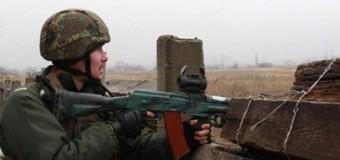 Сепаратисты обстреливают Донецкую область