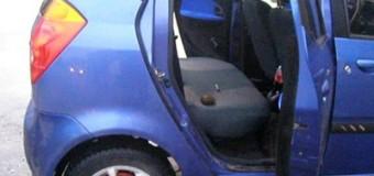 На Полтавщине произошел взрыв в такси. Фото