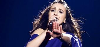 Джамала показала костюм для Евровидения. Видео