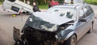В полтавском ДТП погибла пятилетняя девочка. Фото