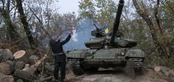 Обстрелы у Донецка обострили ситуацию в АТО