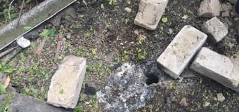 Взрыв на Днепропетровщине: двое погибших, один пострадавший. Фото