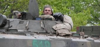 На Донбассе усиленно стреляют