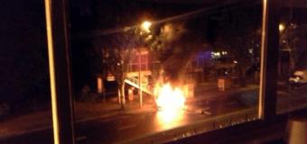 В Донеце взорвалось авто: есть погибшие