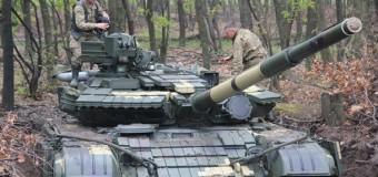 В зоне АТО позиции украинских военных обстреляли 16 раз