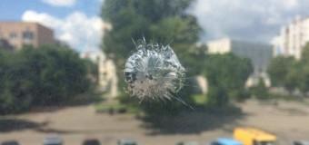 Черкасской области обстреляли суд. Фото