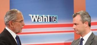 В Австрии выбирают президента