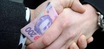 Черкасского депутата поймали на взятке