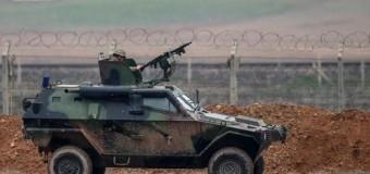 В Турции автомобиль с военнослужащими подорвался на бомбе