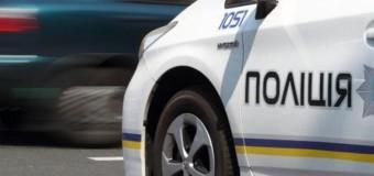 В Славянске ДТП с полицией: пострадали двое детей