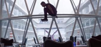 Актер «Звездных войн» показал паркур на самом большом круизном лайнере. Видео