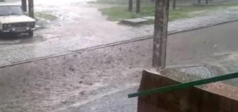 Украину заливают дожди с грозами